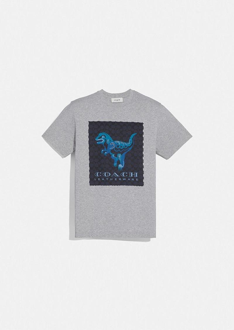 Coach rexy by zhu jingyi t-shirt