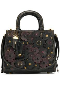 Coach Rogue 25 tea roses bag