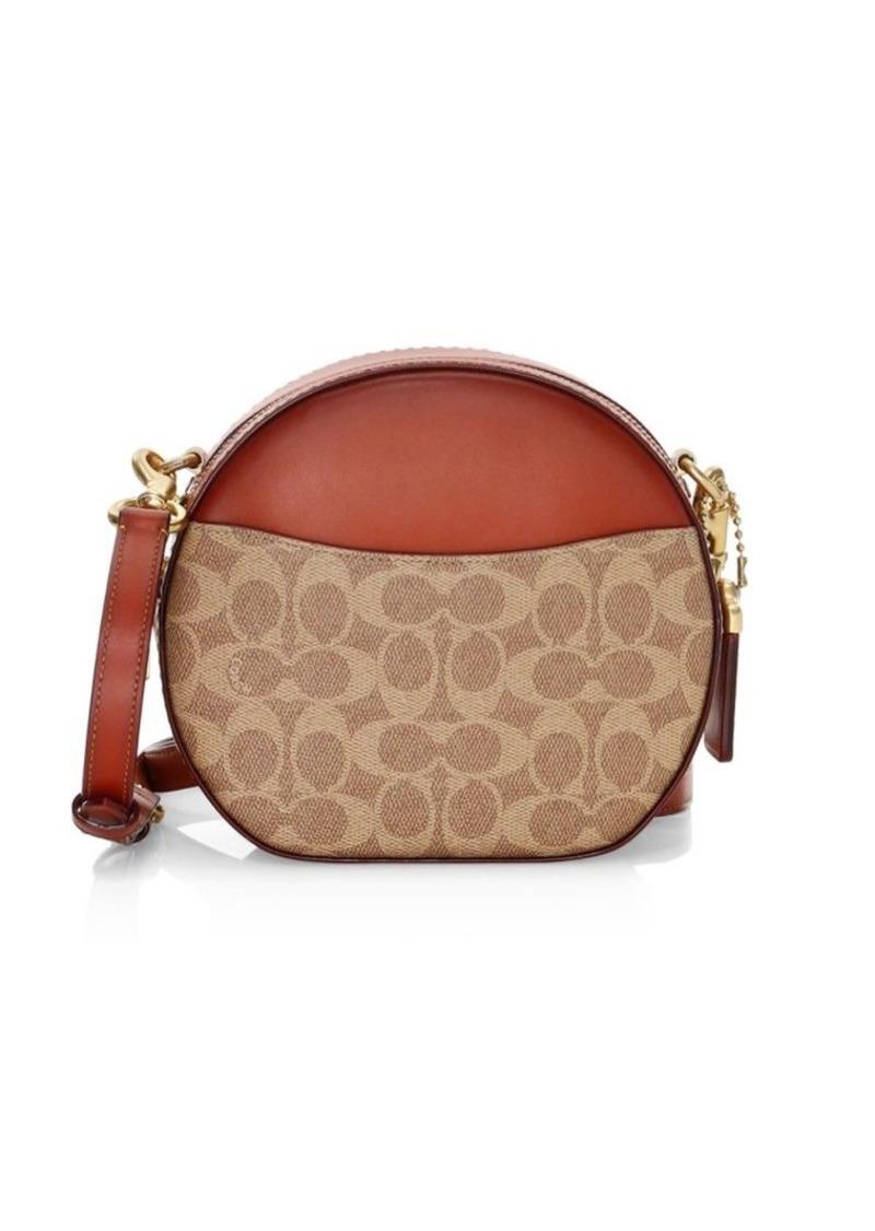 Coach Signature Crossbody Bag Handbags