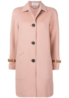 Coach single breasted coat