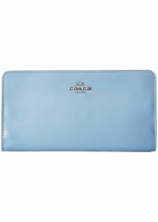 Coach Skinny Wallet in Smooth Leather