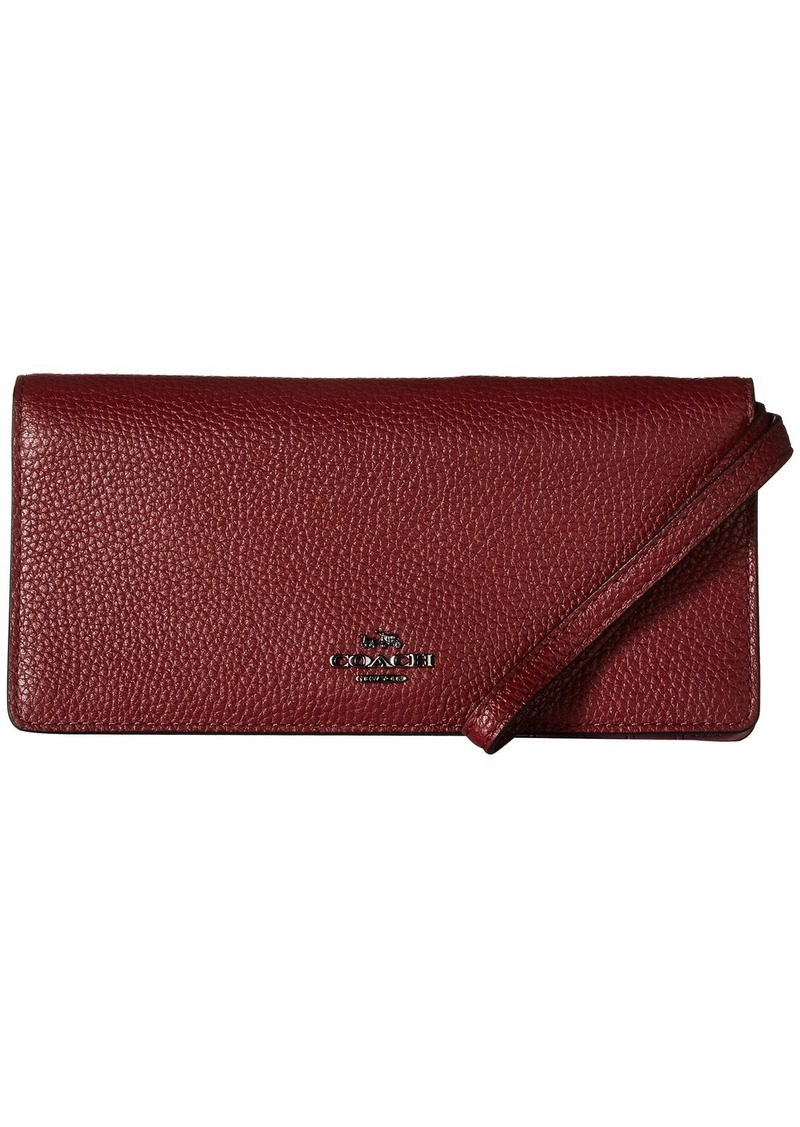 0245a212eb9b0 purchase coach slim wallet ce399 f9530