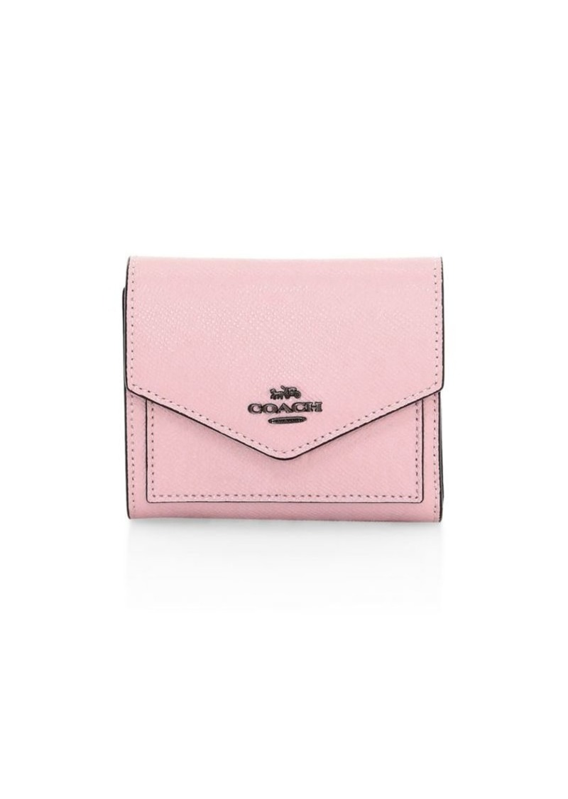 Coach Small Leather Wallet