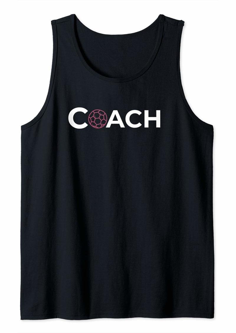 Soccer Coach Tank Top