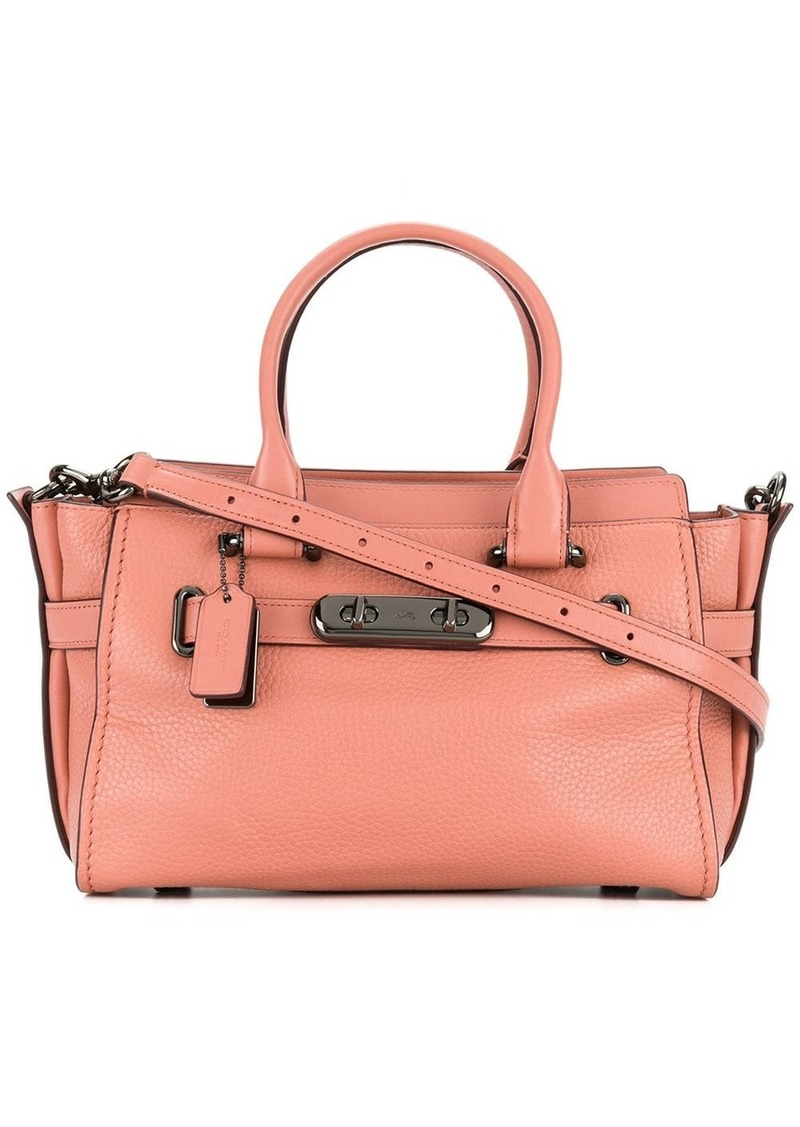 Coach Swagger 21 tote bag