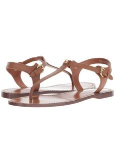 Coach T-Strap Sandal