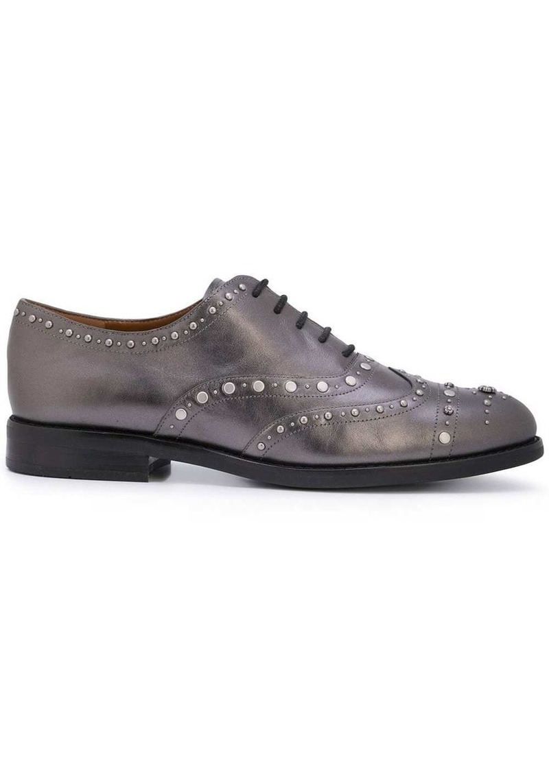 Coach Tegan oxford shoes