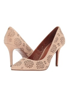 Coach Waverly Tea Rose Cut Out Pump
