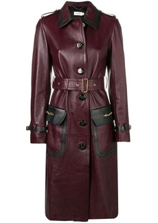 Coach Western trench coat
