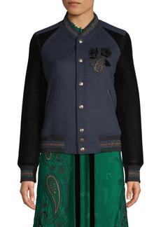 Coach 1941 Wool Varsity Jacket
