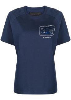 Coach x Champion sequin-logo T-shirt