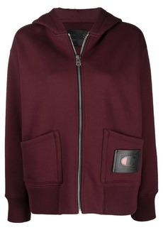 Coach x Champion super fleece hoodie
