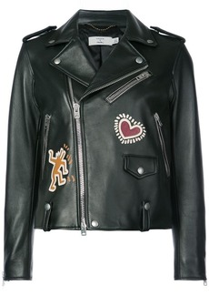 Coach X Keith Haring Moto Jacket