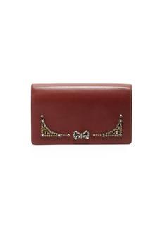 Coach x Selena Gomez Crystal-Embellished Crossbody Bag
