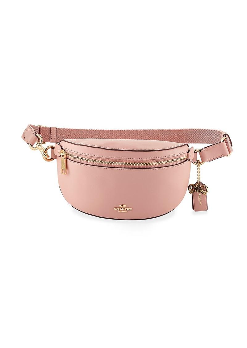9f248f51a7bd Coach x Selena Gomez Quote Belt Bag