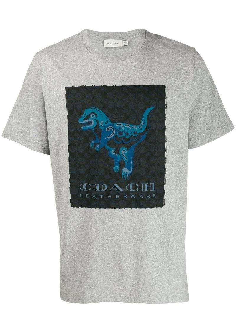 Coach x Zhu Jingyi Rex T-shirt
