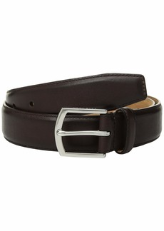 Cole Haan 32 mm Burnished Smooth Leather Belt