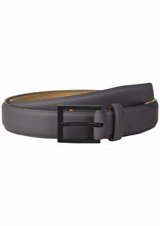 Cole Haan 32 mm Rubberized Leather Belt