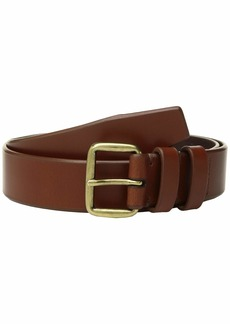 Cole Haan 35 mm Leather Belt with Waxed Burnished Finish