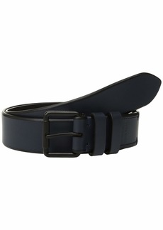 Cole Haan 35 mm. Smooth Leather Bevel Edge w/ Double Loop