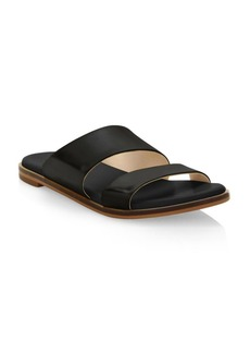 Cole Haan Anica Leather Slides