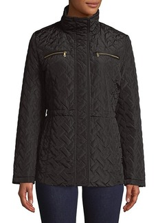 Cole Haan Classic Quilted Coat