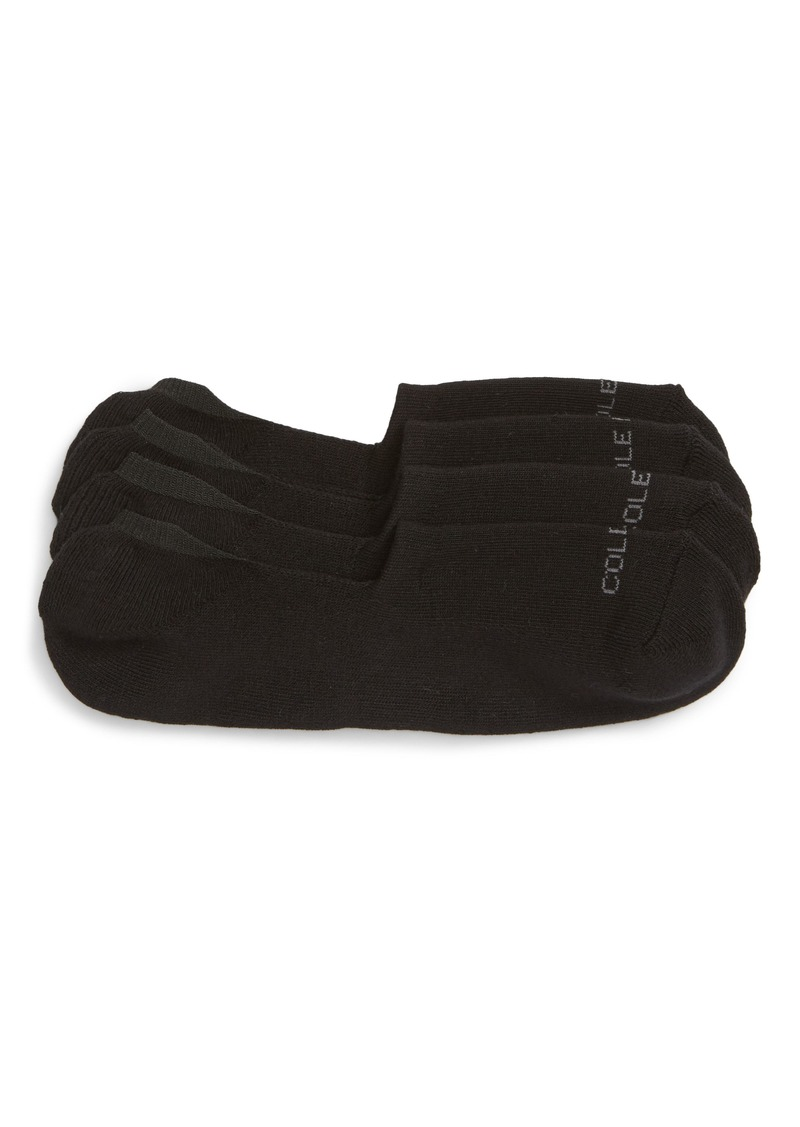 Cole Haan 2-Pack Casual Cushion No-Show Socks