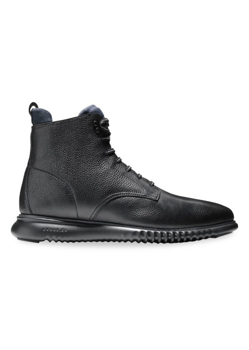 Cole Haan Men's 2.Zerogrand City Leather Waterproof Boots