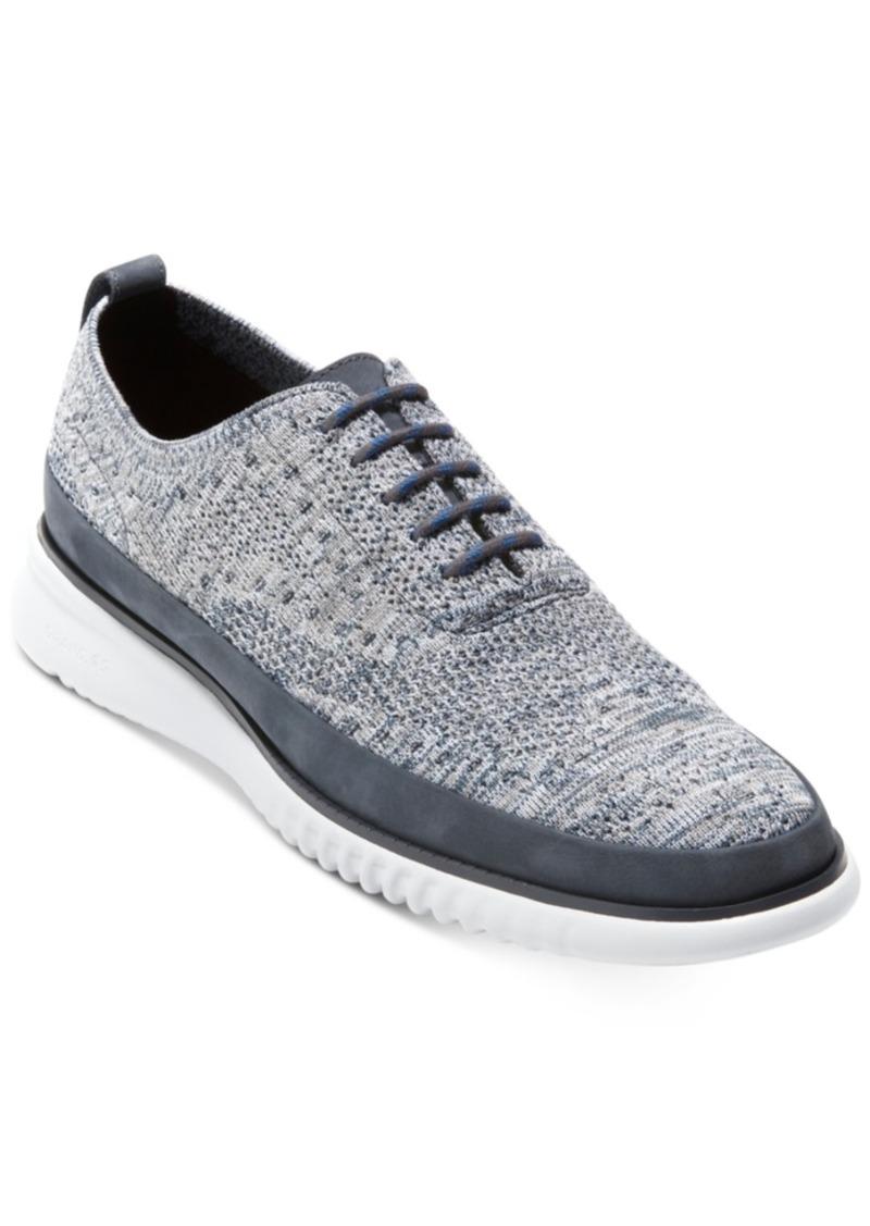 Cole Haan 2.ZeroGrand Stitchlite Water-Resistant Oxfords Men's Shoes