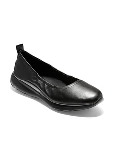 Cole Haan 3.ZeroGrand Ruched Flat (Women)