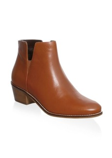 Cole Haan Abbot Leather Booties