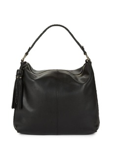 Cole Haan Adalee Leather Hobo Bag
