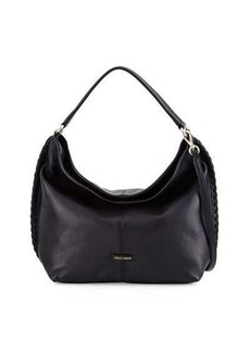 Cole Haan Addie Whipstitched Leather Hobo Bag