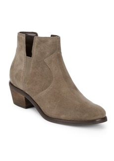 Alayna Suede Booties