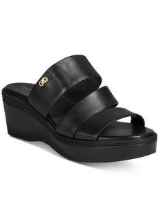 Cole Haan Allesa Grand Strappy Slide Sandals Women's Shoes