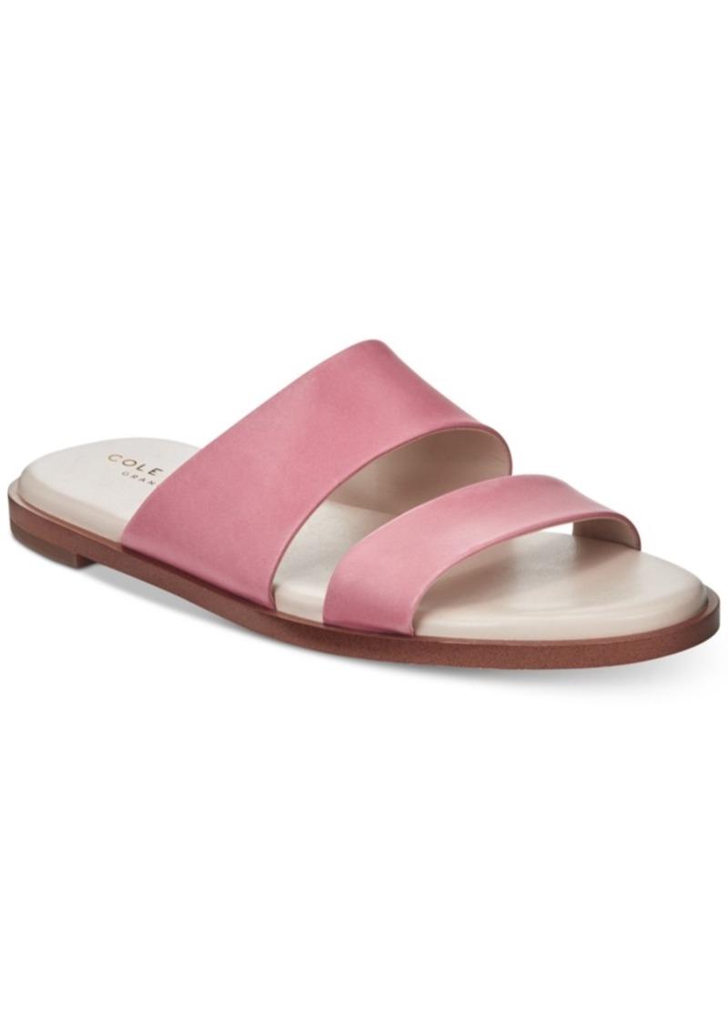 c82bbdc44492 Cole Haan Cole Haan Anica Slide Flat Sandals