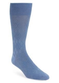 Cole Haan Argyle Dress Socks