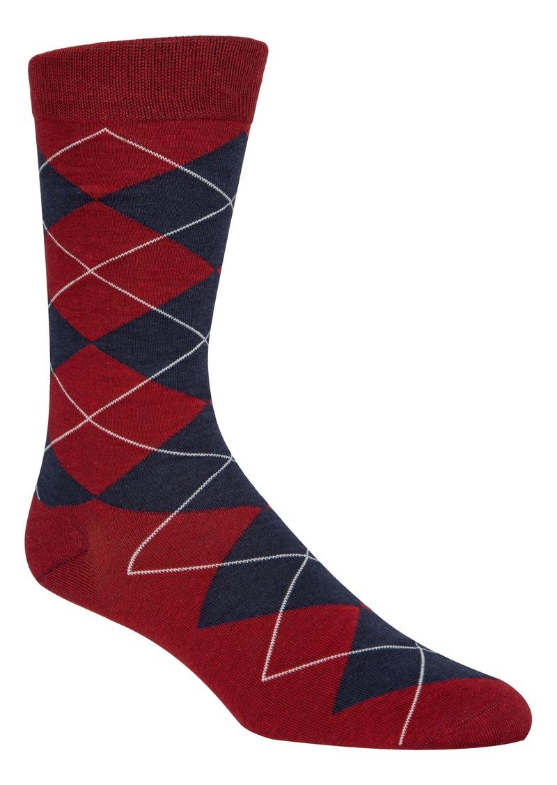Cole Haan Argyle Socks (3 for $30)