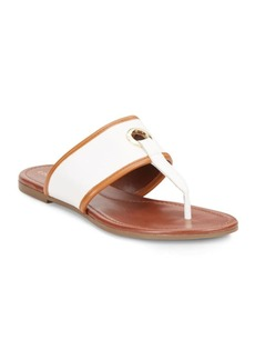 Cole Haan Arlette Leather Sandals