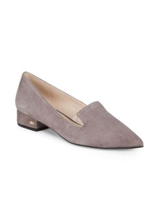 Cole Haan Arlyss Skimmer Suede Loafers