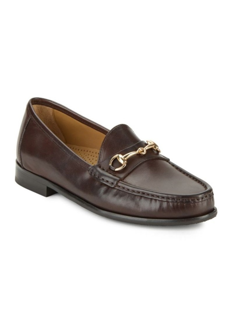a027a472761 Cole Haan Cole Haan Ascot II Leather Bit Loafers