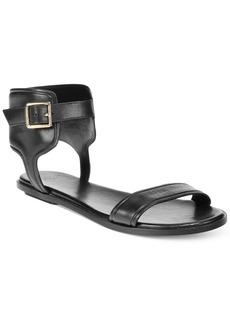Cole Haan Barra Snake-Print Sandals