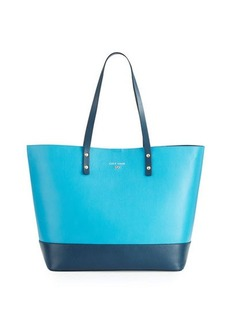 Cole Haan Beckett Colorblock Leather Tote Bag
