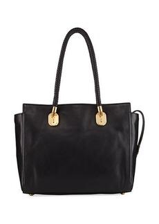 Cole Haan Benson II Leather Work Tote Bag