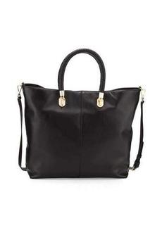 Cole Haan Benson Leather Crossbody Tote Bag
