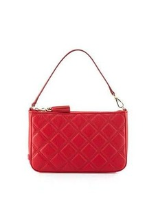 Cole Haan Benson Quilted Demi Wristlet