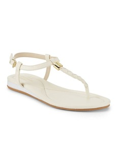 Cole Haan Braided Thong Sandals