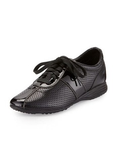 Cole Haan Bria Grand Perforated Leather Sneaker