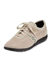 Cole Haan Bria Perforated Lace-Up Sneaker