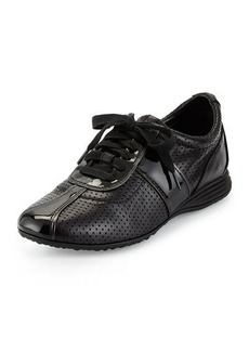 Cole Haan Bria Perforated Leather Sneaker